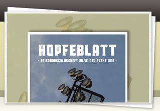 Hopfeblatt 2 jetzt bestellen!!