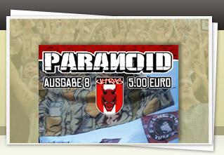 Paranoid 8 jetzt bestellen!!