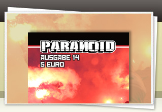 Paranoid 14 jetzt bestellen!!