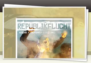 Republikflucht 9 jetzt bestellen!!
