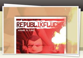 Republikflucht 10 jetzt bestellen!!
