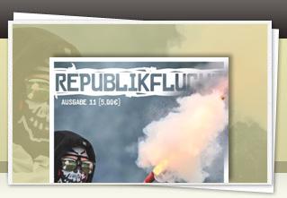 Republikflucht 11 jetzt bestellen!!