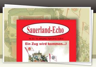 Sauerland-Echo 52 jetzt bestellen!!