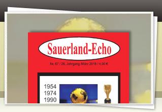 Sauerland-Echo 67 jetzt bestellen!!