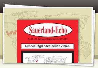 Sauerland-Echo 68 jetzt bestellen!!