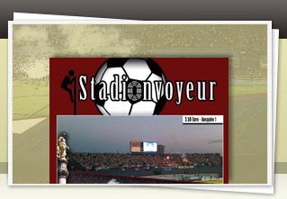 Stadionvoyeur 1 jetzt bestellen!!