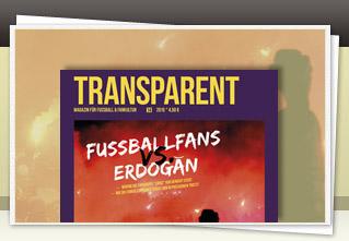 Transparent Magazin 14 jetzt bestellen!!