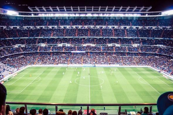 Madrid Stadion