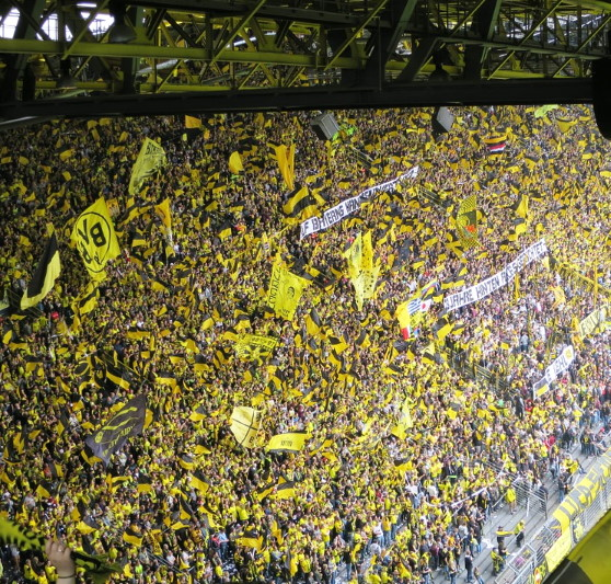 Borussia Dortmund Fankurve
