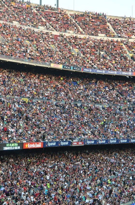 FC Barcelona Fankurve